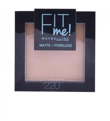 FIT ME MATTE+PORELESS...