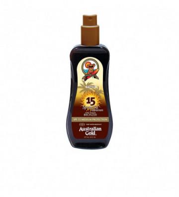 SUNSCREEN SPF15 spray gel...