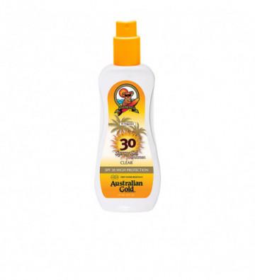 SUNSCREEN SPF30 spray gel...