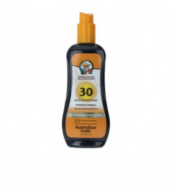 SUNSCREEN SPF30 spray oil...