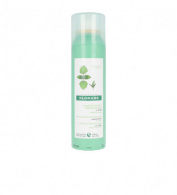 DRY SHAMPOO with nettle oil...