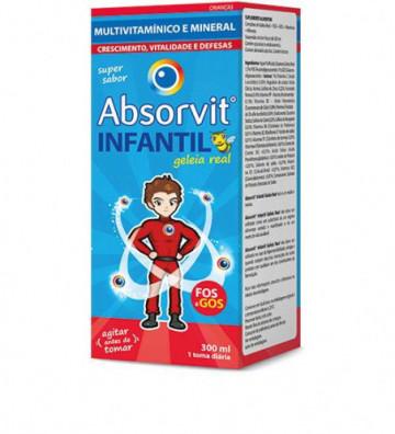 Absorvit Infantil Xar...