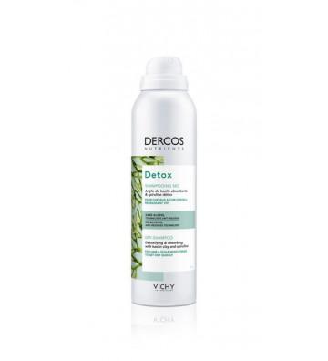 DERCOS DETOX shampooing sec...
