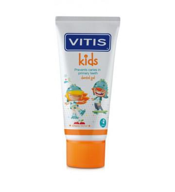 Vitis Kids Gel Dentrifrico...
