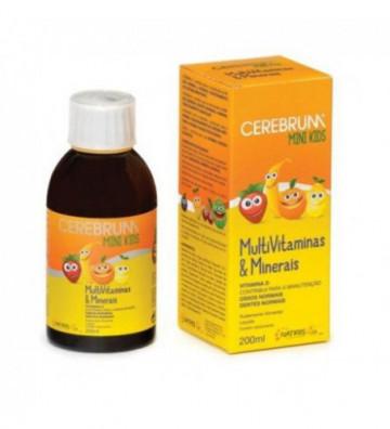 Cerebrum Mini Kids Multivit...