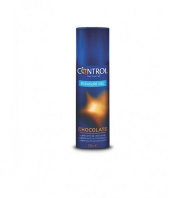 Control Gel Lub Chocolate 75mL