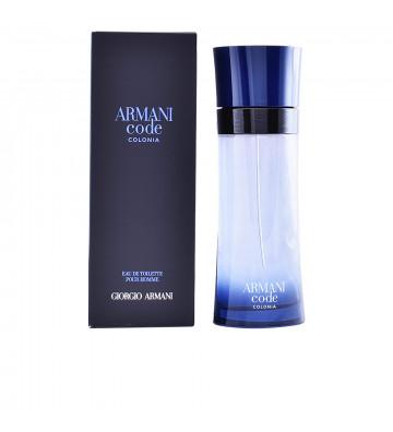 ARMANI CODE colonia limited...