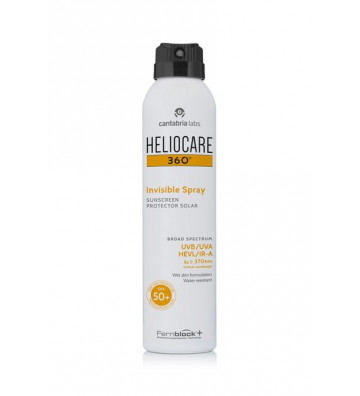 Heliocare 360 Invis Spray...
