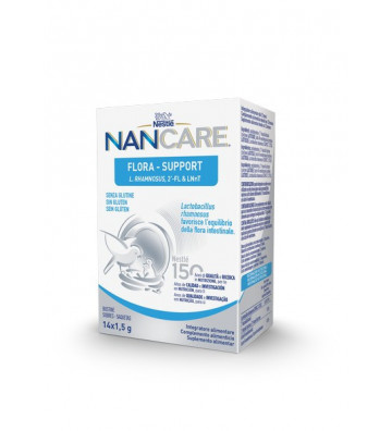Nancare Flora Support...