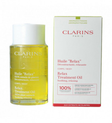 CLARINS RELAX TREATMENT OIL...